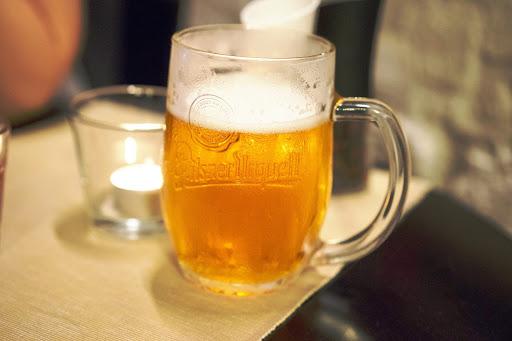 modul în care berea afectează vederea