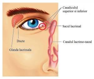 Aparat de masaj pentru ochi cu efecte revitalizante Eye Care Massager
