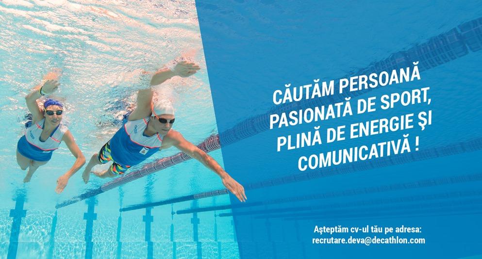 modul în care înotul afectează vederea