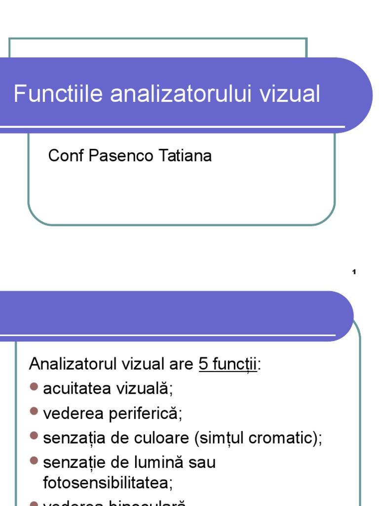 0 8 acuitate vizuală