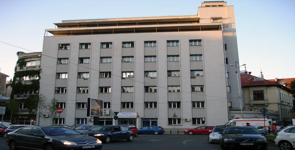 Centrul de oftalmologie Spitalul 2)