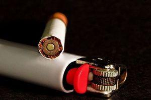 ce afectează viziunea unei țigări)