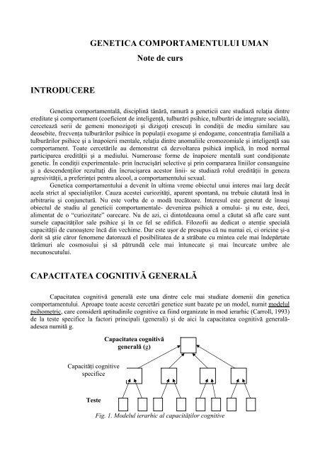 Pneumologie, Viziune și ereditate