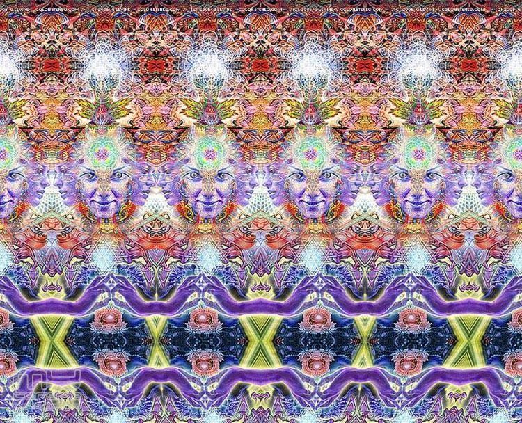 stereogramele afectează vederea)