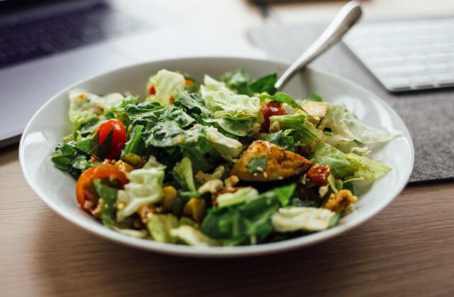 salată pentru o viziune bună)