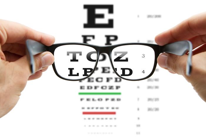 Corecția tehnică Shichko și refacerea vederii, Cum să verificați acuitatea vizuală la domiciliu