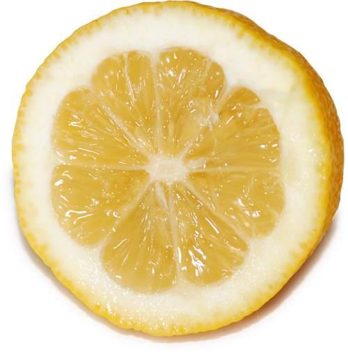 refacerea vederii cu lămâi