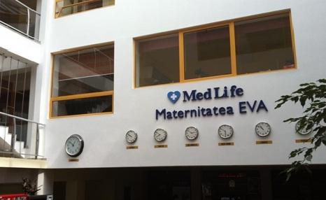 maternități specializate în vedere