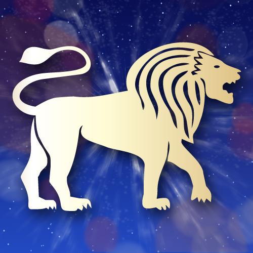 leul și vederea lui)