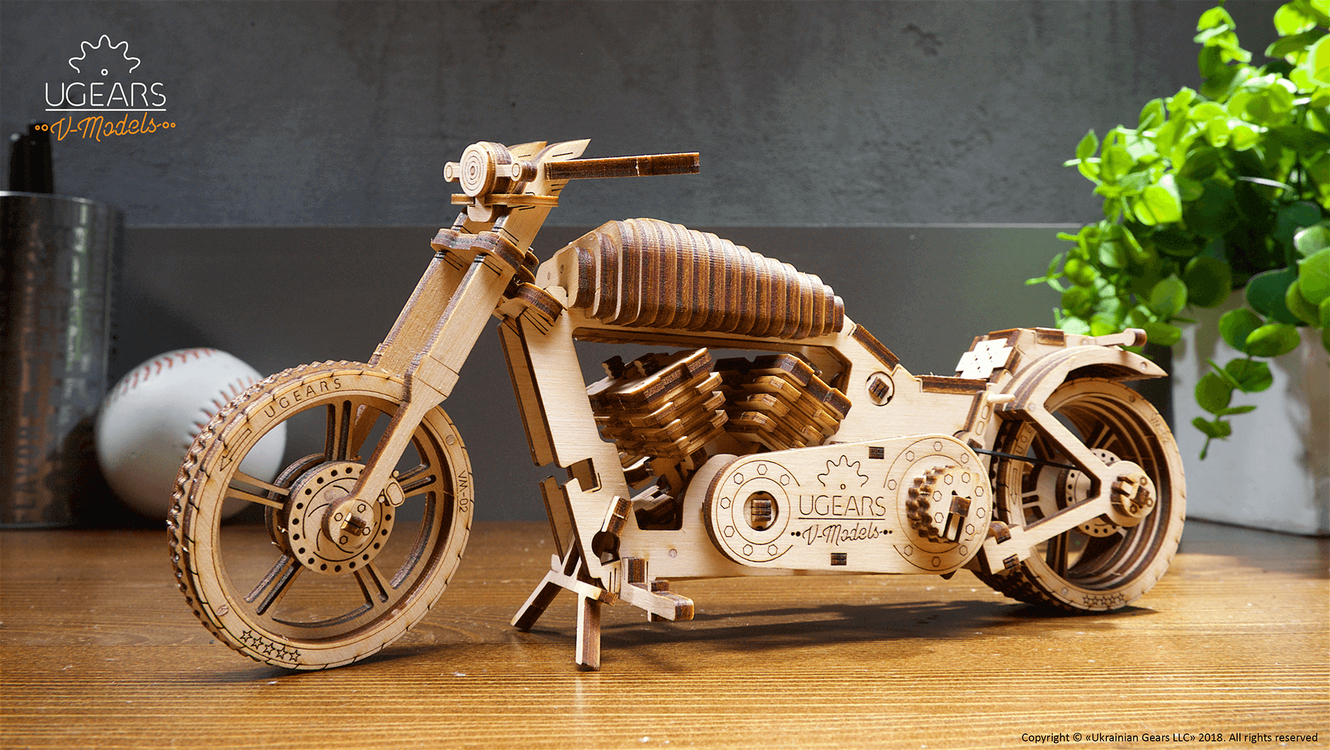 motocicleta cu viziune slaba
