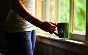 refacerea vederii cu ceai