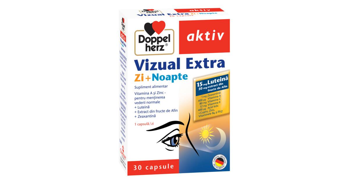 vitaminele din capsule pentru a îmbunătăți vederea