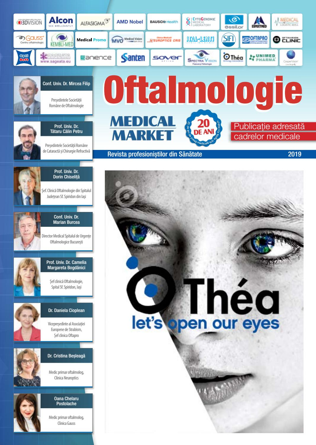 Compartiment oftalmologie