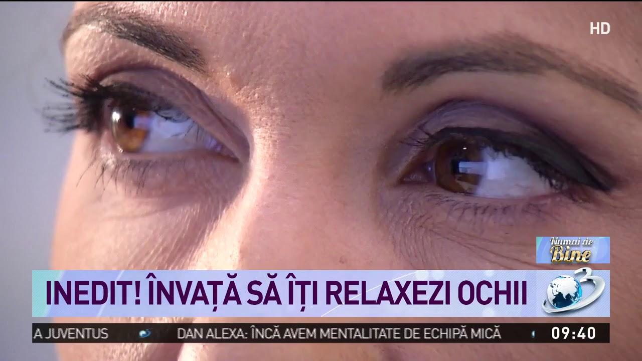 cum să restaurați vederea binoculară