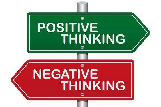 viziunea negativă este)