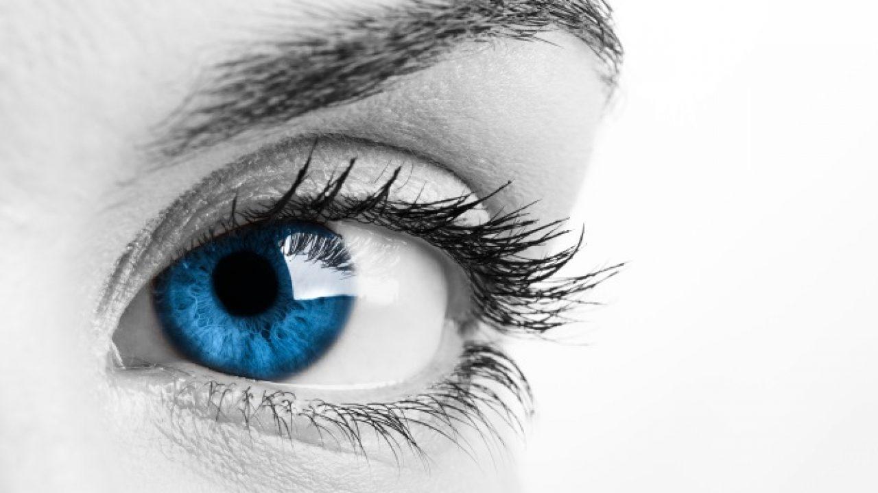 ochii nu sunt necesari pentru vedere)