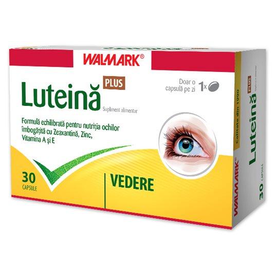 Acuitatea vizuală este sporită de vitamine