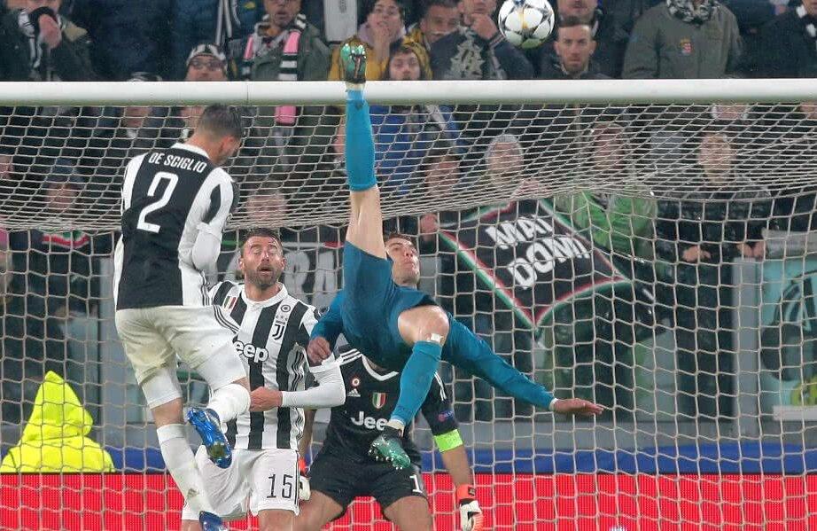 viziune Ronaldo