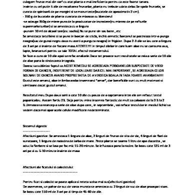 tratamentul vederii cu aloe)