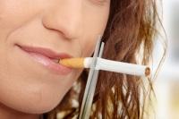 țigările afectează vederea)