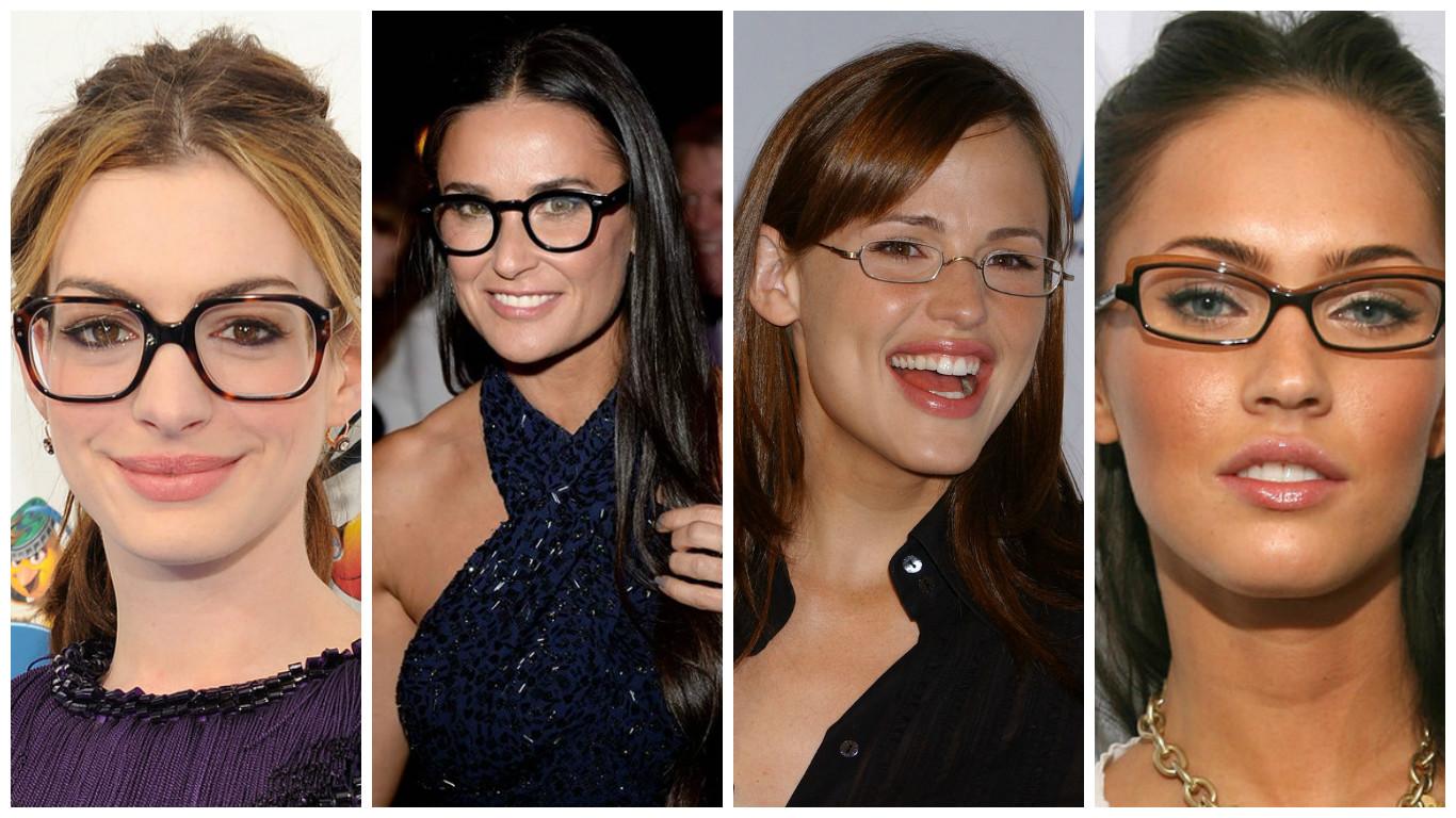 celebritati cu probleme de vedere