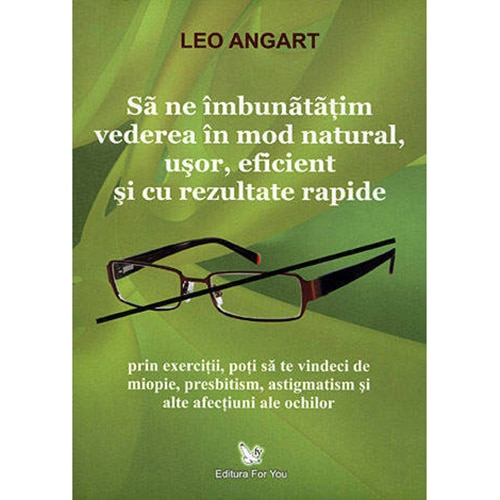 cum să vindeci vederea în 3 zile