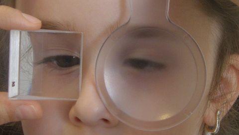 cum funcționează vederea și nasul unei persoane