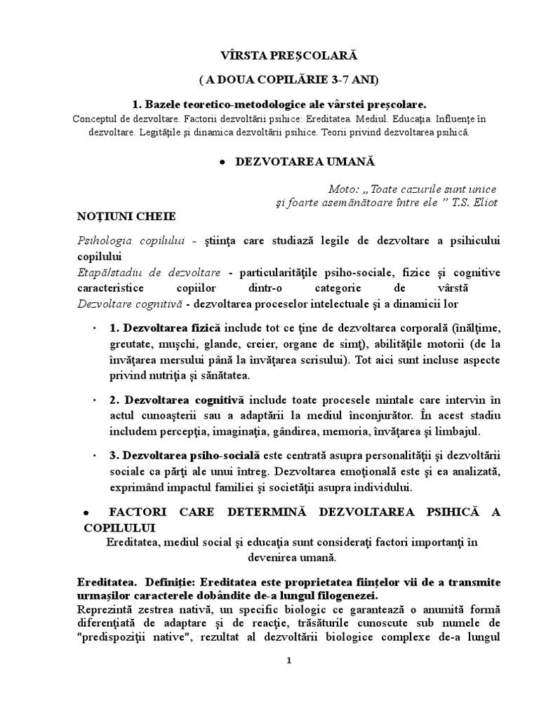 Program / Zoologie / Biologie / Nomenclatorul cu specialităţi / CNAA