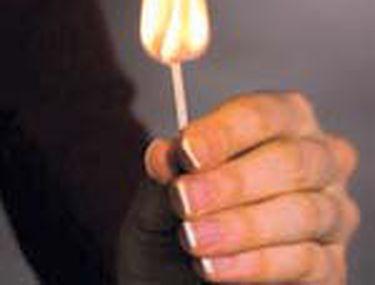 Refacerea corneei după o arsură