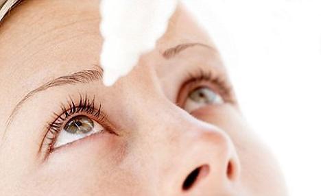 deficiența vizuală zboară în fața ochilor