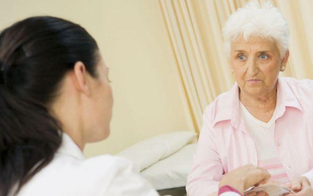 viziune cu menopauză
