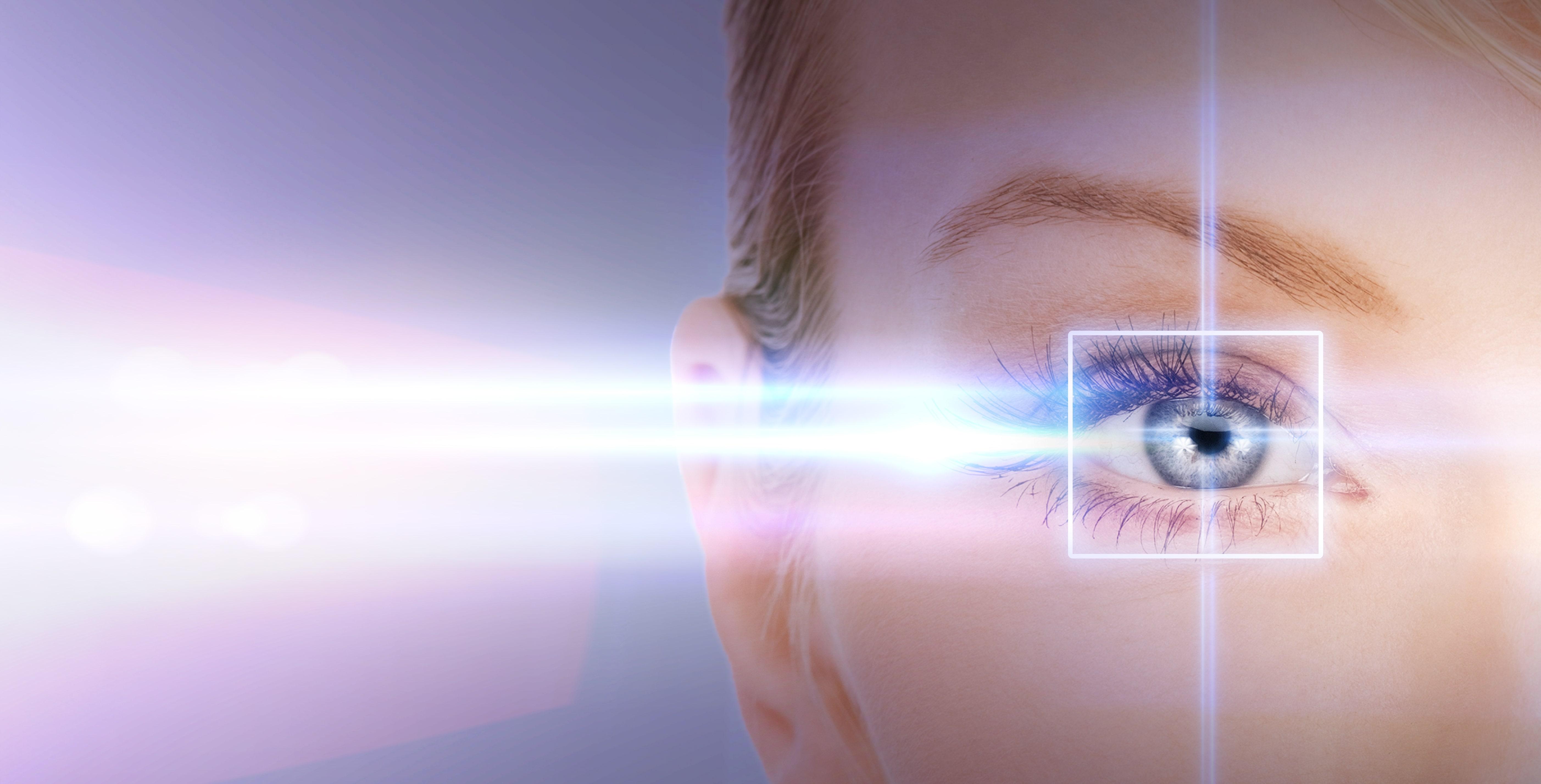 laser în oftalmologie
