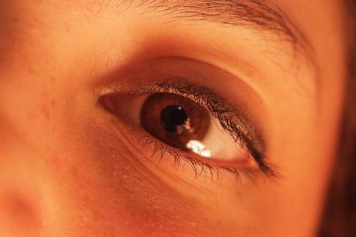 ochii apoși încețoșau vederea)