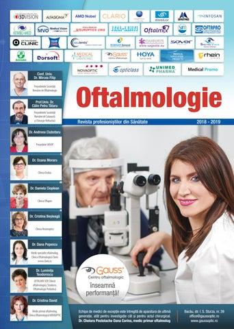 s-a îndrăgostit de un oftalmolog