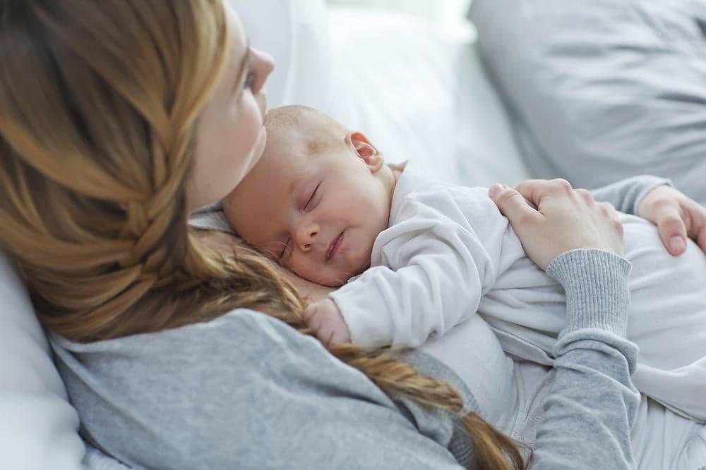 Se micșorează vederea după naștere)