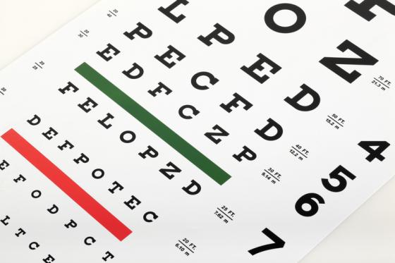 V-ați gândit vreodată să faceți un test de vedere? Faceți-l aici!