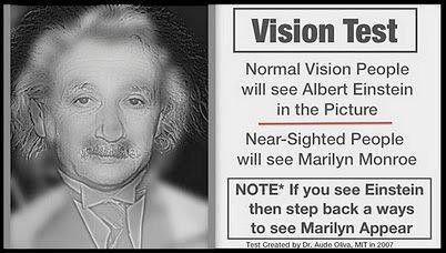 de ce este afectată vederea