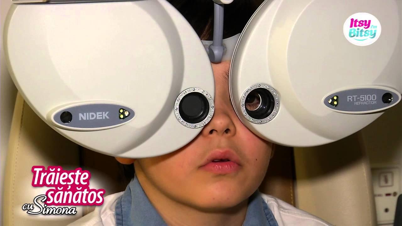 Scapa de miopie fara operatie! – Dr. Iolanda Neagu | Traieste sanatos cu Simona