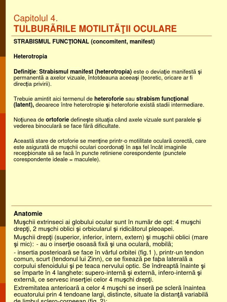 Tulburări în sistemul nervos vegetativ