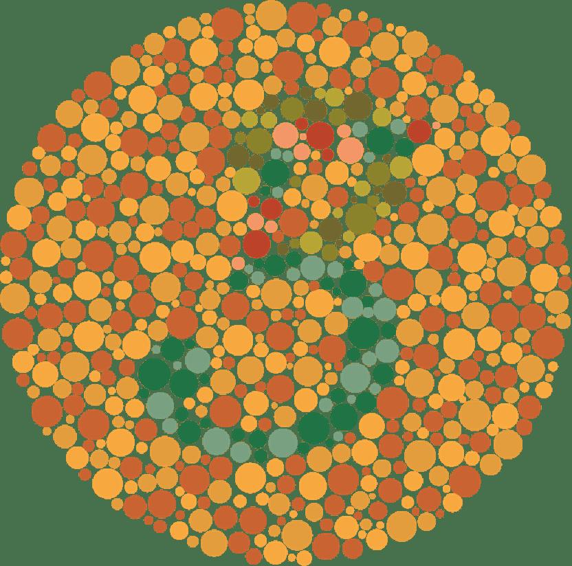Culoare orbire - Sănătate -