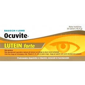 vitamine care sporesc acuitatea vizuală)
