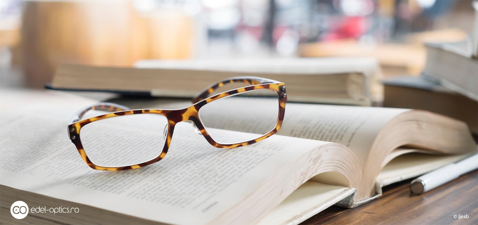2.1 ochelari de miopie X mărire de televiziune TV lupa-300 gradul de ochelari de protecţie