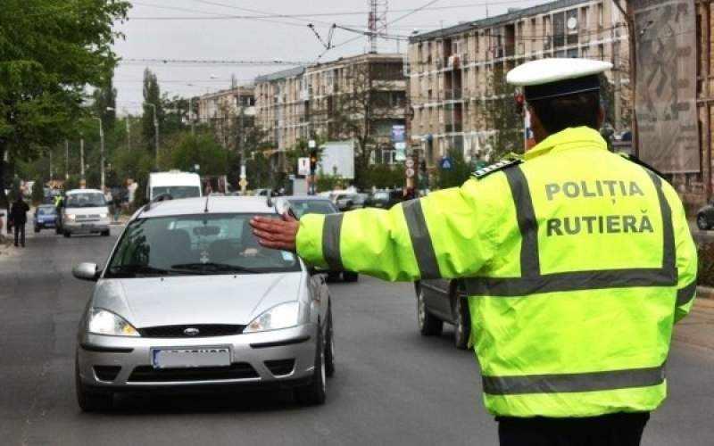 viziune în poliția rutieră)